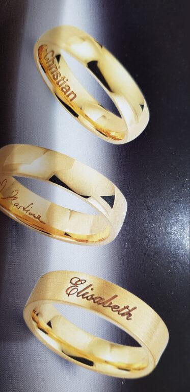 Trauringe kaufen in Augsburg - Saphir Juwelier